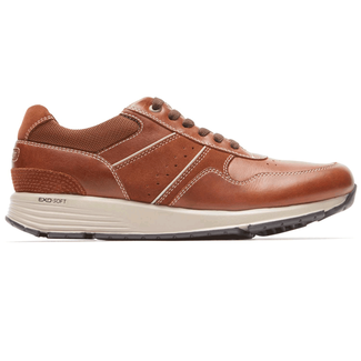 truStride Lace-UpRockport Men's Brown truStride Lace Up
